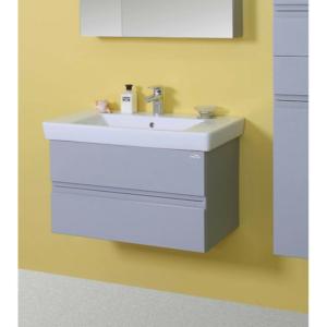 Sanglass Momento Eco alsószekrény mosdóval 80 x 45 x 52 cm