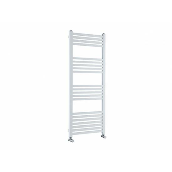 AREZZO design 1200x500 egyenes törölközőszárítós radiátor, fehér