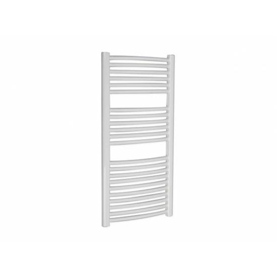 AREZZO design 1500x500 íves törölközőszárítós radiátor, fehér