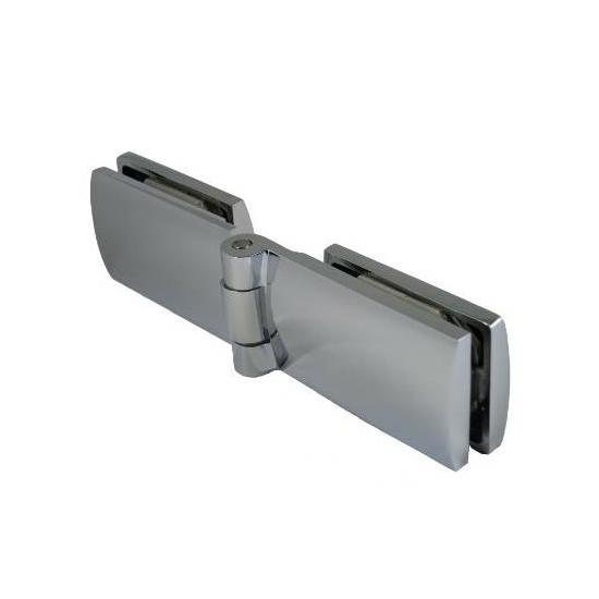 Üveg - üveg zuhanypánt 180° DUAL - 60 D - SC
