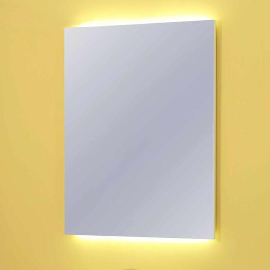 Sanglass UNI T/5 tükör beépített LED világítással 80 x 4 x 80 cm