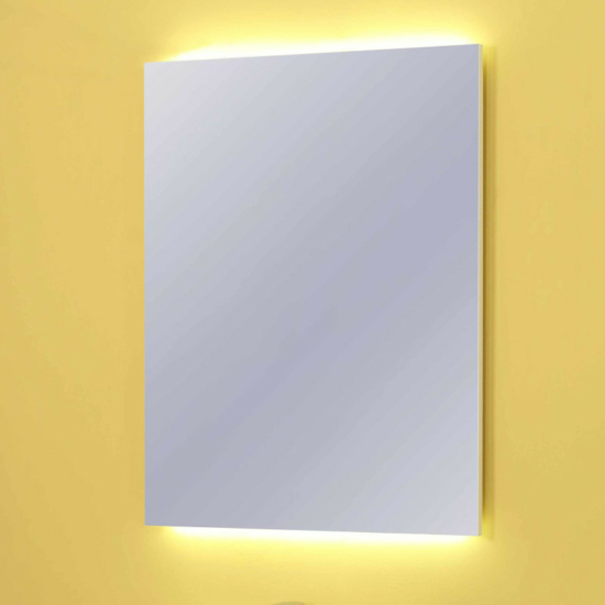 Sanglass UNI T/5 tükör beépített LED világítással 130 x 4 x 80cm