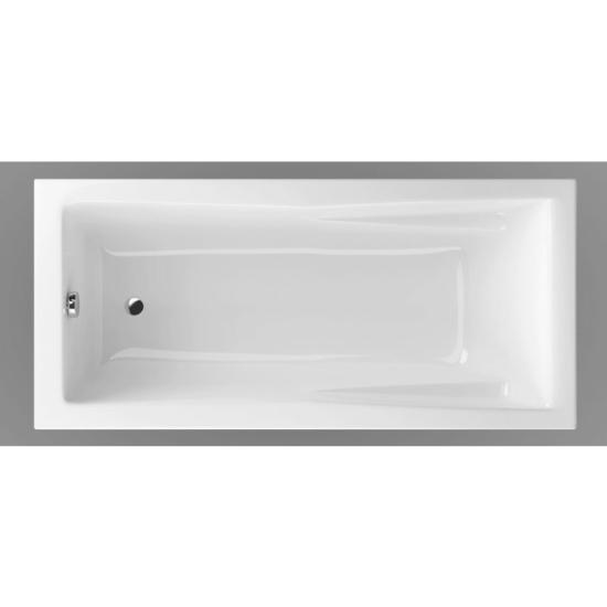 Wellis Huron akril kádtest 160 x 75 x 62 cm