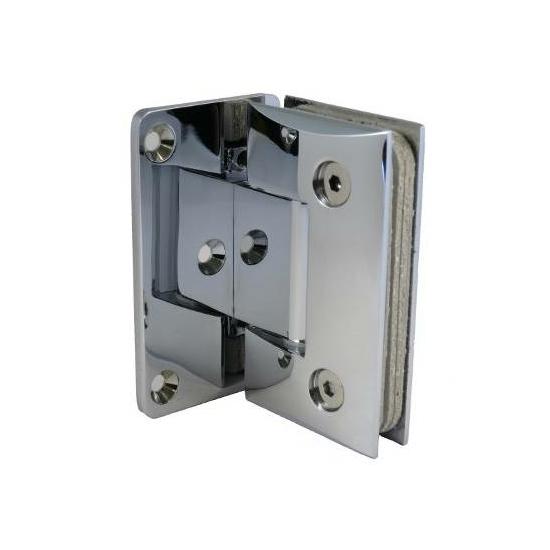Fali zuhanypánt 90° aszimmetrikus talppal DUAL-1-T 2-SC