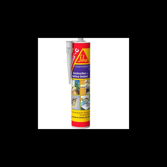 SIKASIL - C 300 ml színtelen tömítőanyag