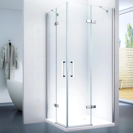 Trento 80 x 80 x 195 cm szögletes zuhanykabin