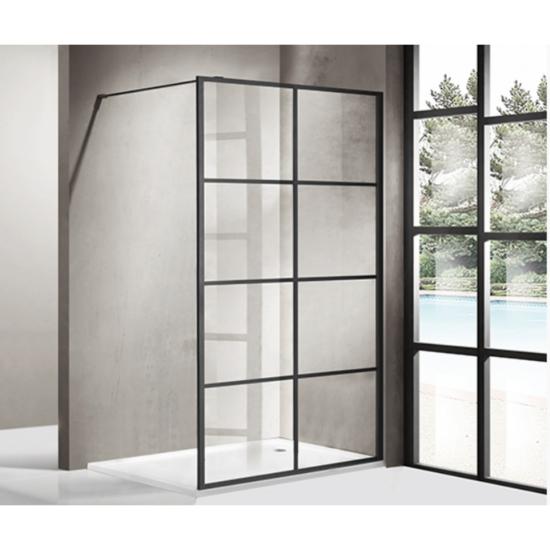 Wellis Tino walk-in zuhanyfal 120x195 cm