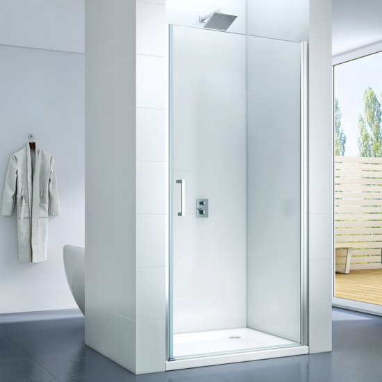 Sirmione 90 x 195 cm nyílóajtós zuhanyajtó
