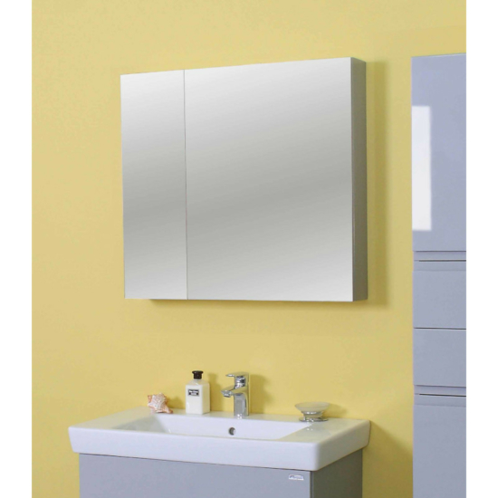 Sanglass Momento Eco tükrös szekrény 75 x 13,5 x 70 cm