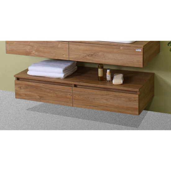 Sanglass Style kiegészítő bútor 130 x 45 x 23 cm