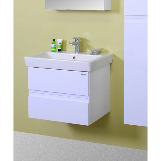 Sanglass Momento Eco alsószekrény mosdóval 60 x 45 x 52 cm