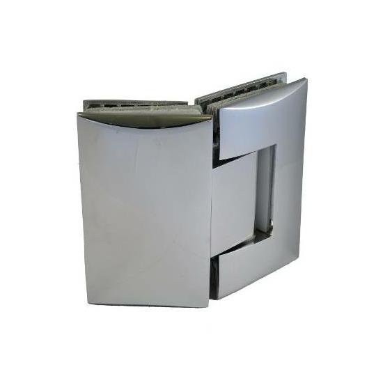 Üveg - üveg zuhanypánt 135° DUAL - 1 - 135