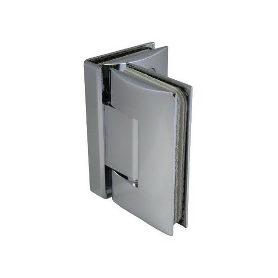 Üveg - üveg zuhanypánt 90° DUAL - 1 - 90 - SC