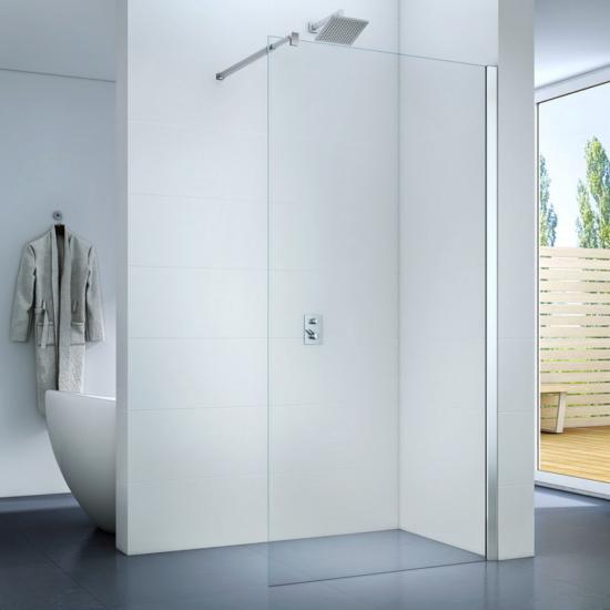 Davos 100 x 200 cm zuhanyfal