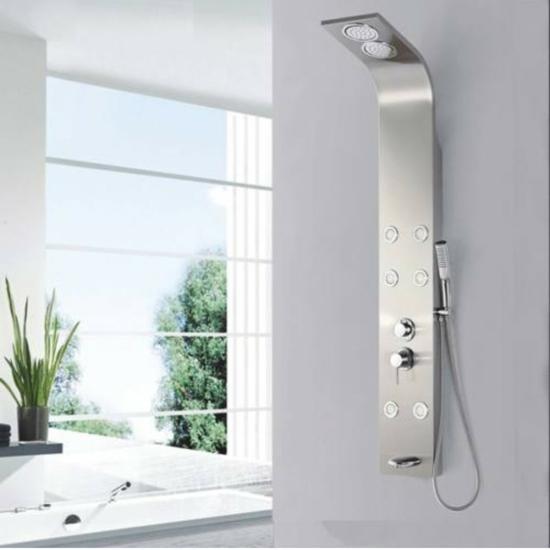 Merkur zuhanypanel kádtöltő funkcióval