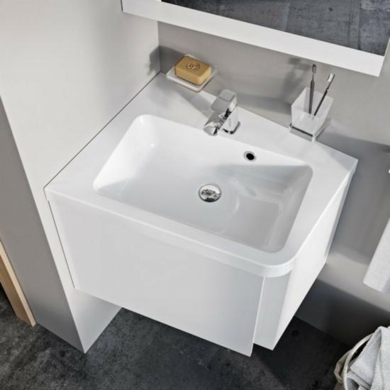 Ravak 10° öntött márvány mosdó 550