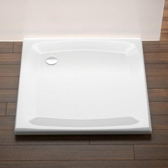 Ravak Perseus zuhanytálca 80 x 80 cm