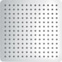 Kép 3/3 - AREZZO design Slim Square 20x20 szögletes esőztető_2