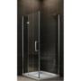 Kép 2/6 - Monza 90 x 90 x 195 cm szögletes zuhanykabin_0