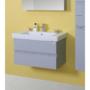Kép 1/5 - Sanglass Momento Eco alsószekrény mosdóval 80 x 45 x 52 cm
