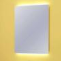 Kép 1/26 - Sanglass UNI T/5 tükör beépített LED világítással 100 x 4 x 80cm
