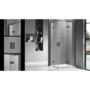 Kép 2/4 - Wellis Murano zuhanykabin zuhanytálca nélkül 90 x 90 x 195 cm_1
