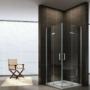 Kép 3/7 - Trento 80 x 80 x 195 cm szögletes zuhanykabin_1