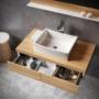 Kép 4/8 - Ravak Formy mosdó alatti szekrény 800_3