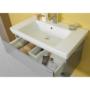Kép 2/5 - Sanglass Momento Eco alsószekrény mosdóval 80 x 45 x 52 cm_1