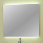 Kép 2/26 - Sanglass UNI T/5 tükör beépített LED világítással 70 x 4 x 80 cm_1