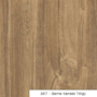 Kép 3/36 - Sanglass T-line vastag pult mosdóval 150 x 50 x 18 cm_2