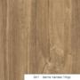Kép 3/36 - Sanglass T-line vastag pult mosdóval 140 x 50 x 18 cm_2