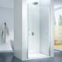 Kép 1/3 - Sirmione 90 x 195 cm nyílóajtós zuhanyajtó