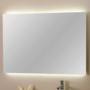 Kép 3/26 - Sanglass UNI T/5 tükör beépített LED világítással 100 x 4 x 80cm_2