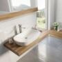 Kép 3/5 - Ravak Ceramic O mosdó túlfolyó nélkül 600 x 400 x 120 mm_2