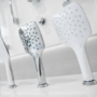 Kép 5/7 - Ravak R3 fehér zuhanyszett_4