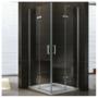 Kép 2/7 - Trento 80 x 80 x 195 cm szögletes zuhanykabin_0