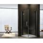 Kép 3/6 - Monza 90 x 90 x 195 cm szögletes zuhanykabin_1