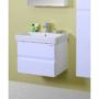 Kép 1/5 - Sanglass Momento Eco alsószekrény mosdóval 60 x 45 x 52 cm