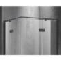 Kép 3/4 - Wellis Murano zuhanykabin zuhanytálca nélkül 90 x 90 x 195 cm_2