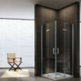 Kép 3/7 - Trento 90 x 90 x 195 cm szögletes zuhanykabin_1