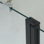 Kép 2/4 - Wellis Quadrum Black zuhanykabin 90 x 90 x 190 cm_1