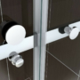 Kép 4/5 - Capri 90 x 120 x 195 cm szögletes tolóajtós zuhanykabin_2