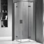 Kép 1/4 - Wellis Murano zuhanykabin zuhanytálca nélkül 90 x 90 x 195 cm