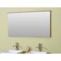 Kép 1/21 - Sanglass UNI T/1 tükör beépített LED világítással 120 x 4 x 68cm
