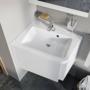 Kép 1/6 - Ravak 10° öntött márvány mosdó 550