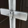 Kép 4/7 - Trento 90 x 90 x 195 cm szögletes zuhanykabin_2